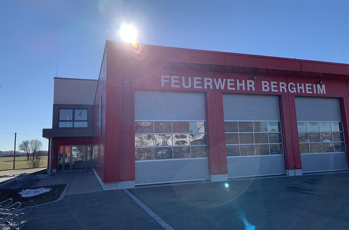Feuerwehr Bergheim