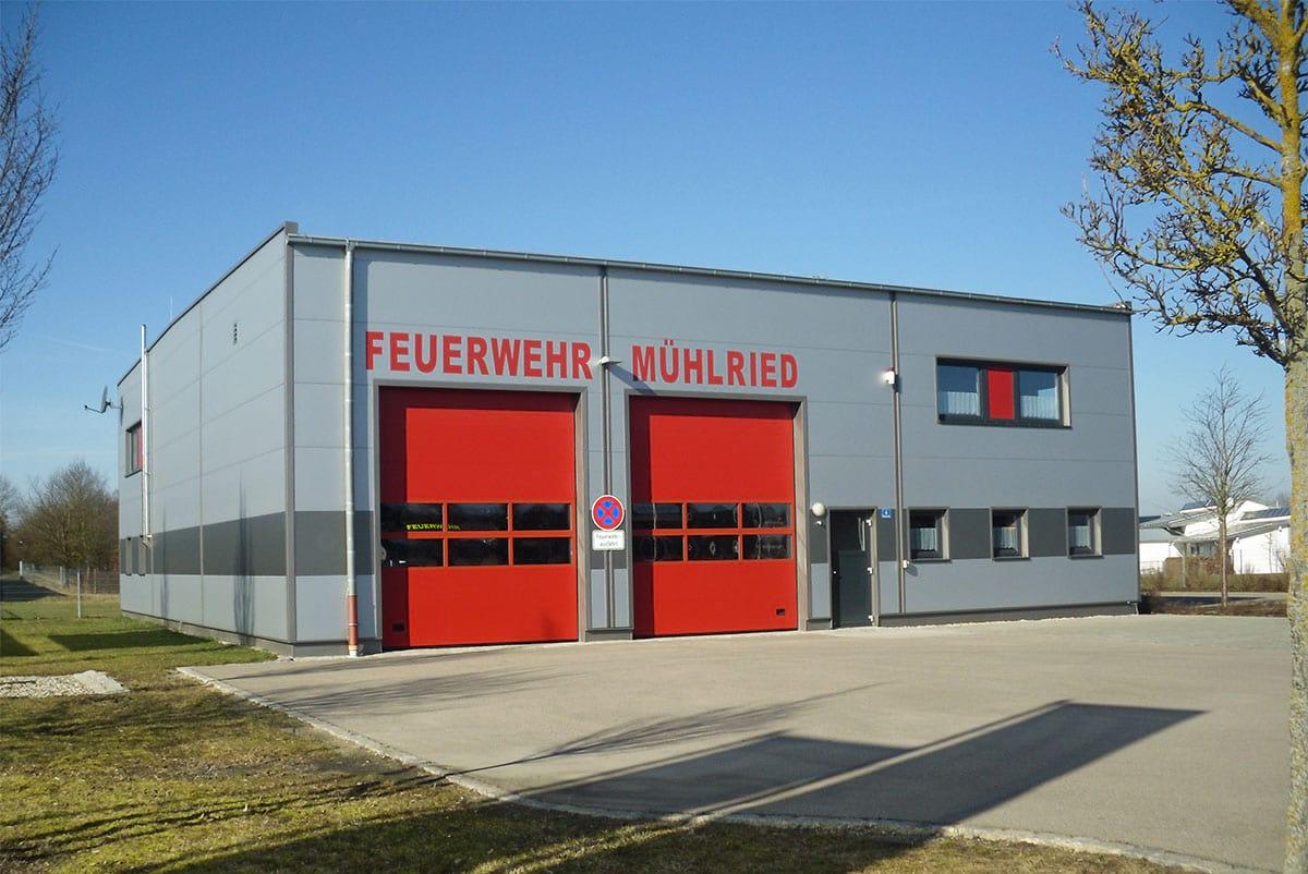 Feuerwehr Mühlried