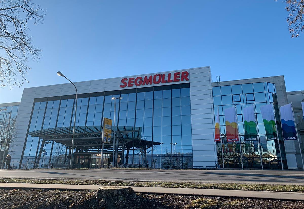 Segmüller Megastore Friedberg
