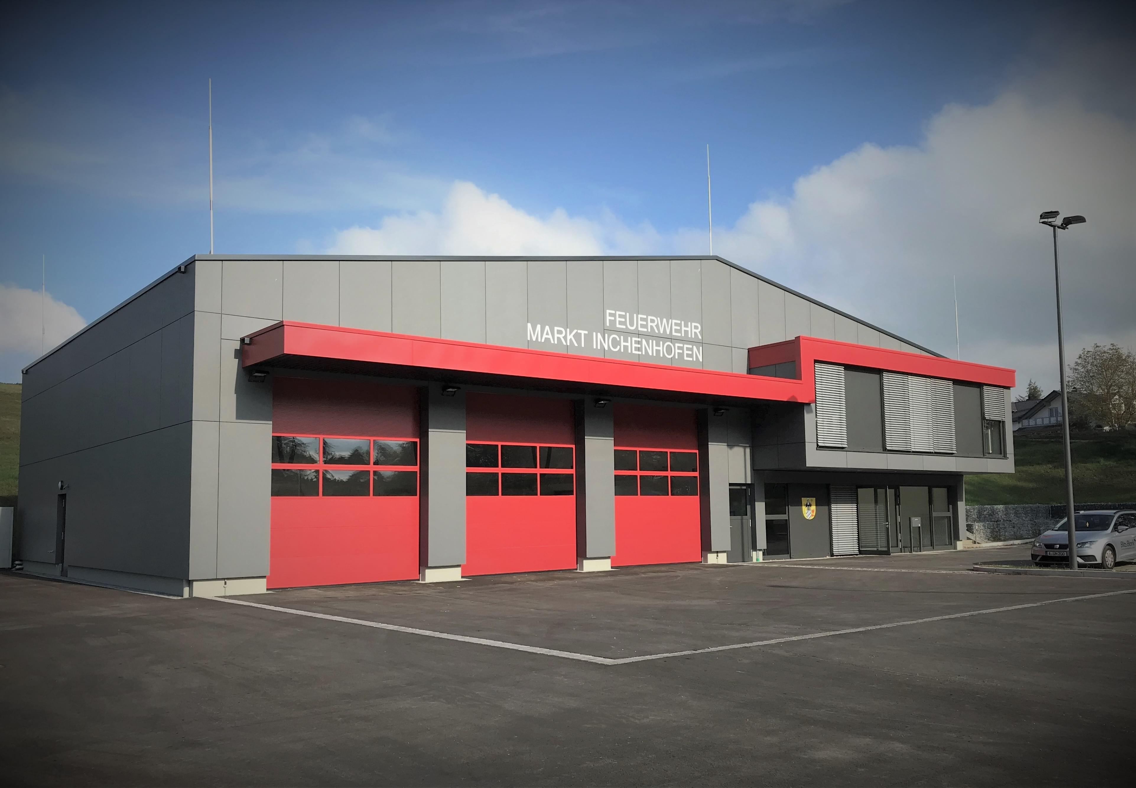 Feuerwehr Inchenhofen