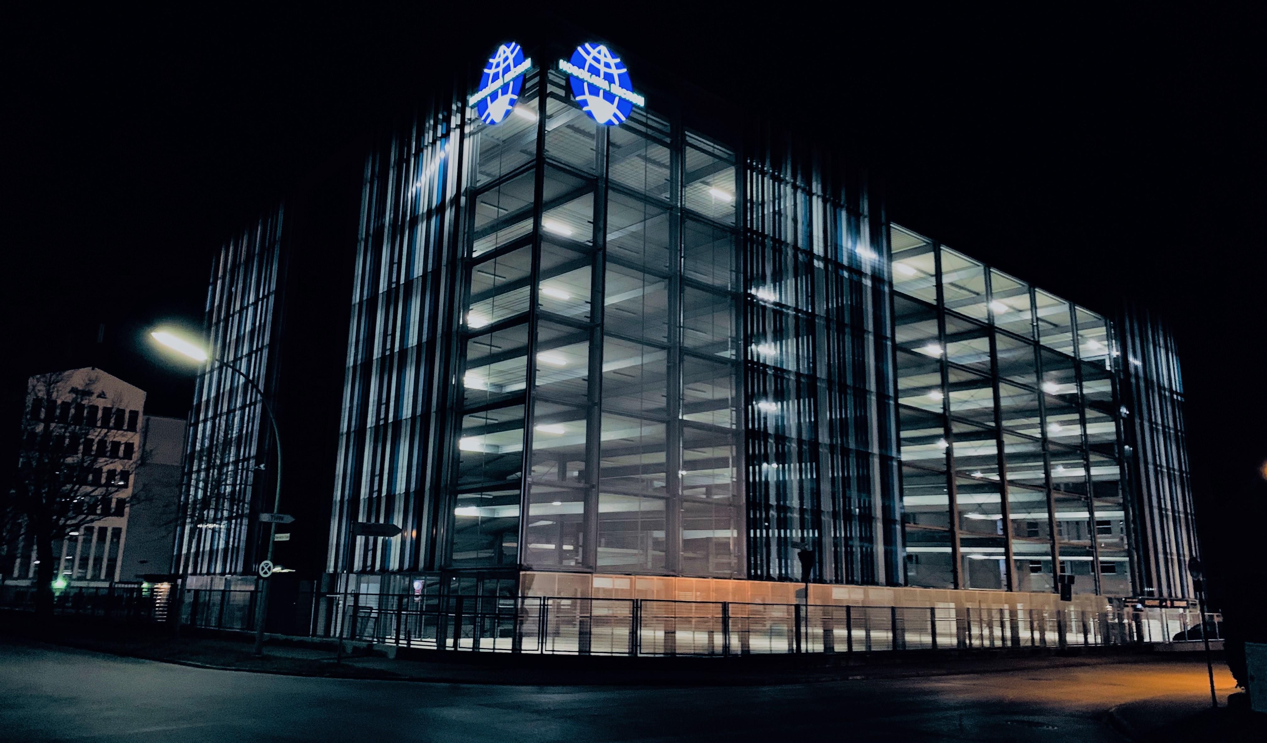 Hosokawa Alpine AG Parkhaus